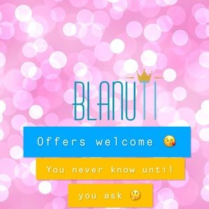 💓👑 OFFERS ARE WELCOME!! 💓👑